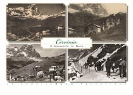 Copertina Calendario Cervinia
