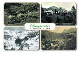 Calendario Champorcher - Team Service
